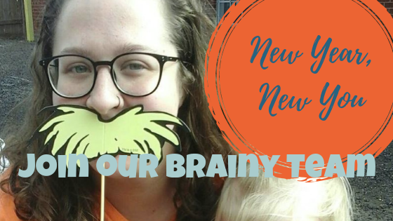 Join our Brainy Team!